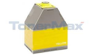Compatible for LANIER LD328C, LD335C TYPE R1 TONER YELLOW (480-0288)