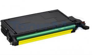 Compatible for SAMSUNG CLP-770ND TONER YELLOW (CLT-Y609S)