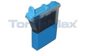 Compatible for BROTHER 3100 5200 INK CYAN (LC21C)