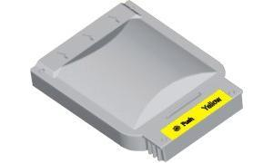 Compatible for BROTHER MFC4420 INK CARTRIDGE YELLOW (LC25Y)