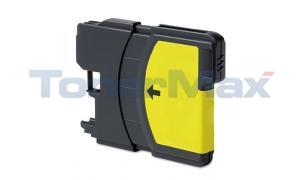 Compatible for BROTHER MFC-5890CN INK CARTRIDGE YELLOW HY (LC-65HYY)