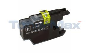 Compatible for BROTHER MFC-J6910DW INK CARTRIDGE BLACK HY (LC-75BK)