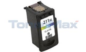 Compatible for CANON CL-211XL INKJET CART COLOR HY (2975B001)