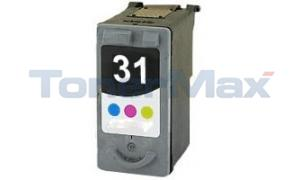 Compatible for CANON PIXMA IP1800 CL-31 INK COLOR (1900B002)