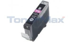 Compatible for CANON PIXMA IP6600D CLI-8PM INK PHOTO MAGENTA (0625B001)