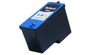 Compatible for DELL 810 SERIES 6 PRINT CARTRIDGE COLOR (310-7518)