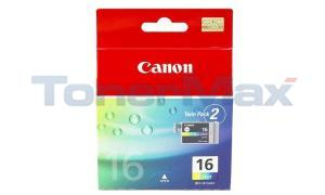 CANON BCI-16 INK CARTRIDGE COLOR (9818A003)