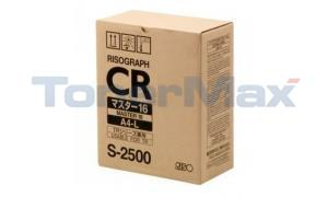 RISO TR CR 16 MASTERS A4-L (S-2500)