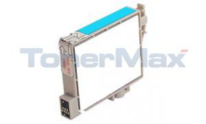 Compatible for EPSON STYLUS C68 88 INK CART CYAN (T060220)