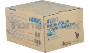 RICOH AFICIO 3228C 3245C TYPE R1 TONER CASSETTE CYAN (888343)