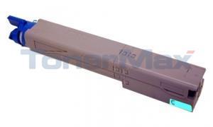 Compatible for OKI C3400N SERIES TONER CARTRIDGE CYAN 2.3K (43459303)