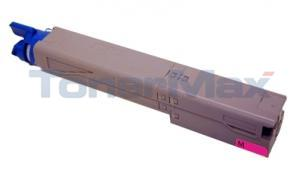 MEDIA SCIENCES TONER CARTRIDGE MAGENTA HY FOR OKIDATA C3400N (MDA40001)