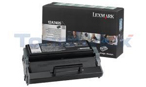 LEXMARK E321 TONER CARTRIDGE RP 6K (12A7405)