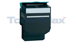 Compatible for LEXMARK C540 C543 TONER CARTRIDGE BLACK 2.5K (C540H2KG)