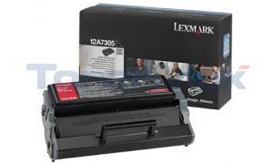 LEXMARK E321 TONER CARTRIDGE 6K (12A7305)