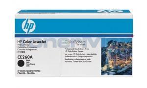 HP COLOR LASERJET CP4025 TONER BLACK GOV (CE260AG)