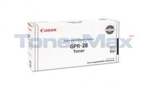 CANON COLOR IR C1022 TONER BLACK (1660B004)