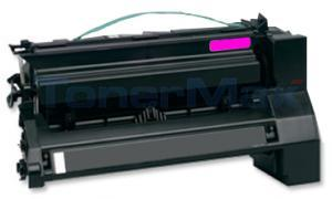 Compatible for LEXMARK C782 X782 TONER CARTRIDGE MAGENTA 15K (C782X2MG)