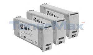 HP NO 771 DESIGNJET INK CTG MATTE BLACK (CR250A)