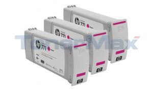 HP NO 771 DESIGNJET INK CTG MAGENTA (CR252A)