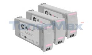 HP NO 771 DESIGNJET INK CTG LIGHT MAGENTA (CR254A)