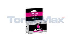LEXMARK NO 200XLA RP INK CART MAGENTA HY (14L0199)