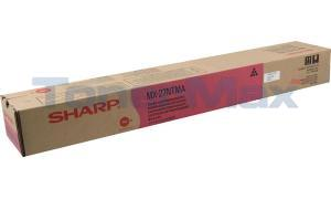 SHARP MX-2300N TONER CARTRIDGE MAGENTA (MX-27NTMA)