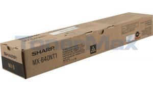 SHARP MX-B400P TONER CARTRIDGE BLACK (MX-B40NT1)