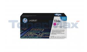 HP NO 124A CLJ-2600 PRINT CARTRIDGE MAGENTA (Q6003A)