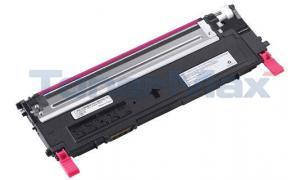 Compatible for DELL 1235CN TONER CARTRIDGE MAGENTA (330-3580)