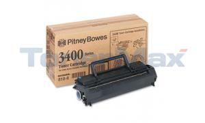 PITNEY BOWES 3400 TONER BLACK (818-6)