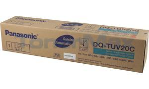 PANASONIC DP-C405 305 265 TONER CARTRIDGE CYAN (DQ-TUV20C)