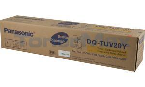 PANASONIC DP-C405 305 265 TONER CTG YELLOW (DQ-TUV20Y)