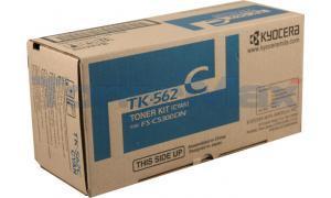 KYOCERA MITA FS-5300DN TONER KIT CYAN (TK-562C)
