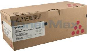 KYOCERA MITA FS-C1020MFP TONER CARTRIDGE MAGENTA (TK-152M)