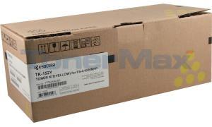 KYOCERA MITA FS-C1020MFP TONER CARTRIDGE YELLOW (TK-152Y)