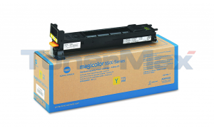 KONICA MINOLTA MC 5550 TONER YELLOW 6K TYPE AM (A06V232)