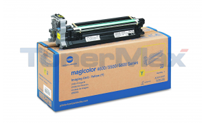 KONICA MINOLTA MC 5550 120V IMAGING UNIT YELLOW (A03105F)