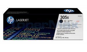HP 305X PRINT CARTRIDGE BLACK HY (CE410X)