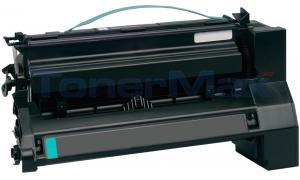 Compatible for LEXMARK C780 X782 TONER CARTRIDGE CYAN 6K (C780A2CG)