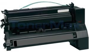 Compatible for LEXMARK C780 X782 TONER CARTRIDGE BLACK 6K (C780A2KG)