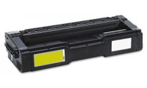 Compatible for RICOH SAVIN LANIER SP C310HA AIO PRINT CART YELLOW 6K (406478)