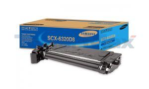 SAMSUNG © SCX-6320 TONER CARTRIDGE BLACK (SCX-6320D8/XAA)