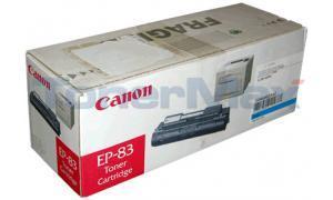 CANON CLBP-400 EP-83 TONER CARTRIDGE CYAN (1509A002[AA])