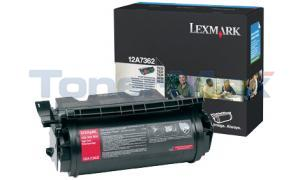 LEXMARK T630 PRINT CARTRIDGE 21K (12A7362)