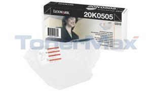 LEXMARK C510 WASTE TONER BOTTLE (20K0505)