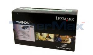 LEXMARK T430 TONER CARTRIDGE BLACK RP 12K (12A8425)
