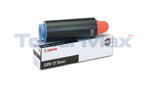 CANON GPR-17 TONER BLACK (0279B003)