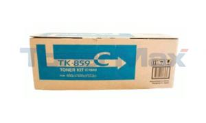 COPYSTAR CS-400CI CS-500CI TONER KIT CYAN (TK-859C)