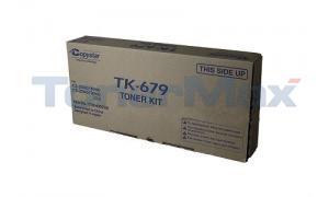 COPYSTAR CS300I BLACK TONER KIT (TK-679)